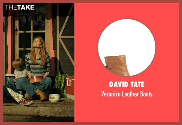 David Tate brown boots from Wild seen with Laura Dern (Bobbi)