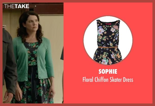 Sophie black dress from Max seen with Lauren Graham (Pamela)