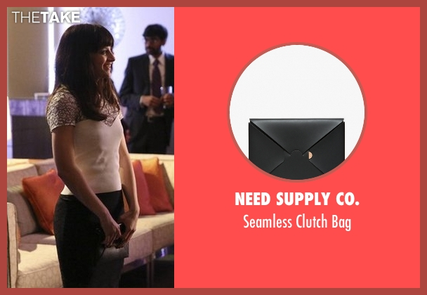 Need Supply Co. black bag from Nashville seen with Layla Grant (Aubrey Peeples)