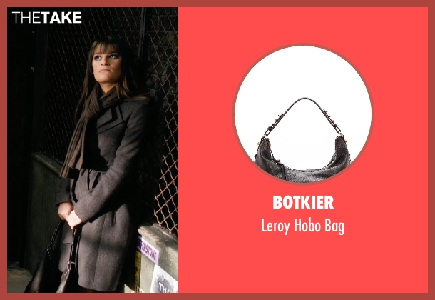 Botkier black bag from New Year's Eve seen with Lea Michele (Elise)