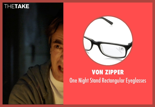 Von Zipper eyeglasses from Insidious: Chapter 3 seen with Leigh Whannell (Specs)