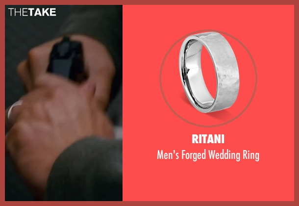 Ritani ring from Inception seen with Leonardo DiCaprio (Cobb)