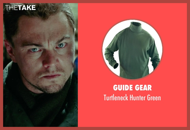 Guide Gear green green from Shutter Island seen with Leonardo DiCaprio (Teddy Daniels)