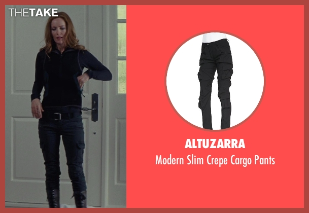 Altuzarra black pants from The Other Woman seen with No Actor (Kate King)