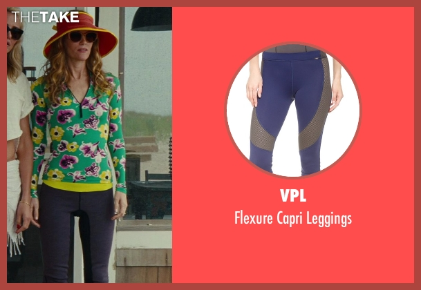 VPL blue leggings from The Other Woman seen with No Actor (Kate King)