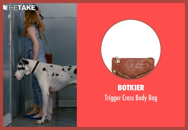 Botkier brown bag from The Other Woman seen with Leslie Mann (Kate King)