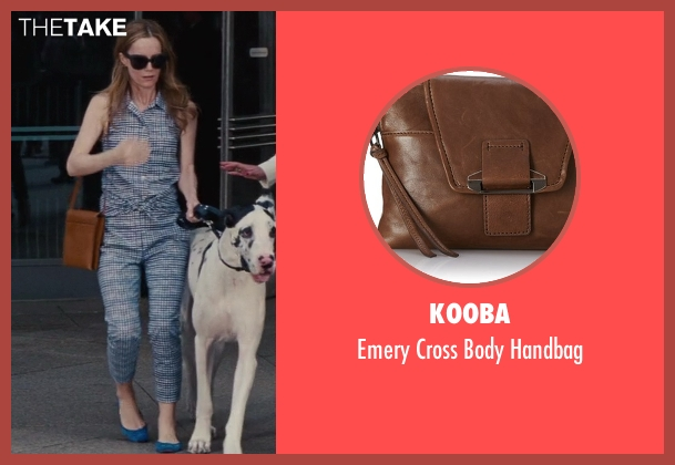Kooba brown handbag from The Other Woman seen with No Actor (Kate King)