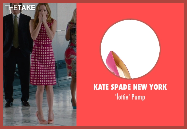 Kate Spade New York pink pump from The Other Woman seen with No Actor (Kate King)