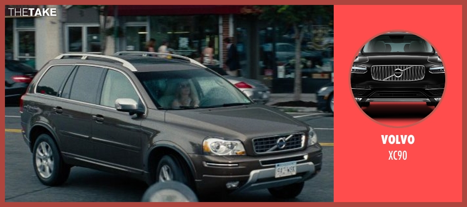 Volvo xc90 from The Other Woman seen with No Actor (Kate King)