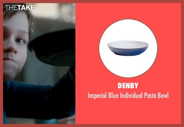 Denby bowl from Pan seen with Levi Miller (Peter Pan)