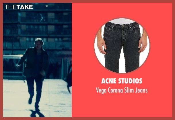 Acne Studios black jeans from Run All Night seen with Liam Neeson (Jimmy Conlon)