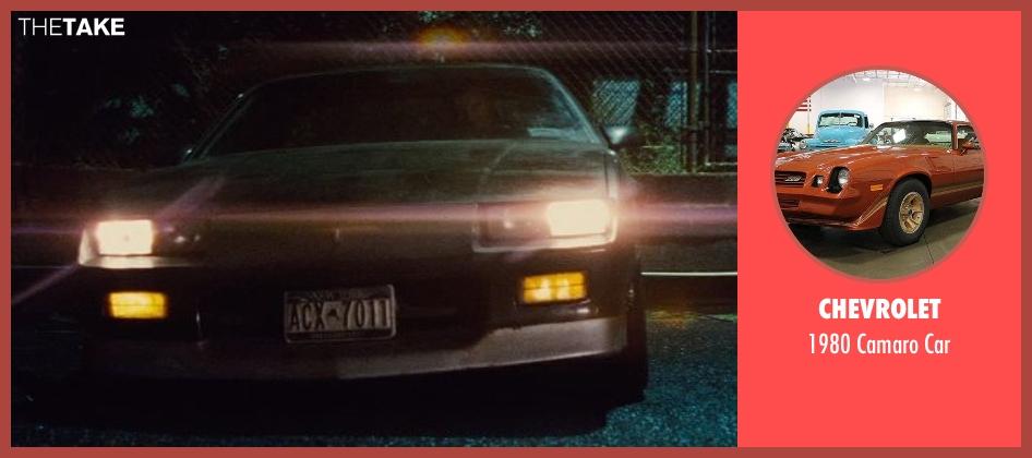 Chevrolet car from Run All Night seen with Liam Neeson (Jimmy Conlon)