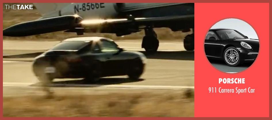Porsche car from Taken 3 seen with Liam Neeson (Bryan Mills)