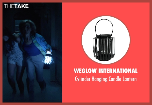 WeGlow International lantern from Insidious: Chapter 3 seen with Lin Shaye (Elise Rainier)