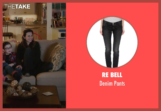 Re Bell black pants from Daddy's Home seen with Linda Cardellini (Unknown Character)