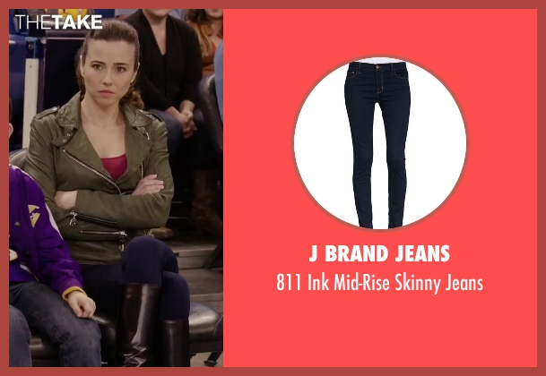 J Brand Jeans	 blue jeans from Daddy's Home seen with Linda Cardellini (Unknown Character)
