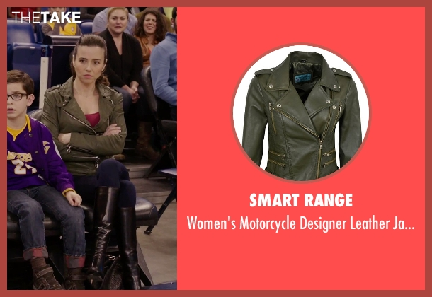 Smart Range green jacket from Daddy's Home seen with Linda Cardellini (Unknown Character)