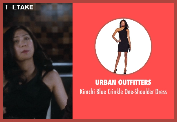 Urban Outfitters black dress from Crazy, Stupid, Love. seen with Liza Lapira (Liz)