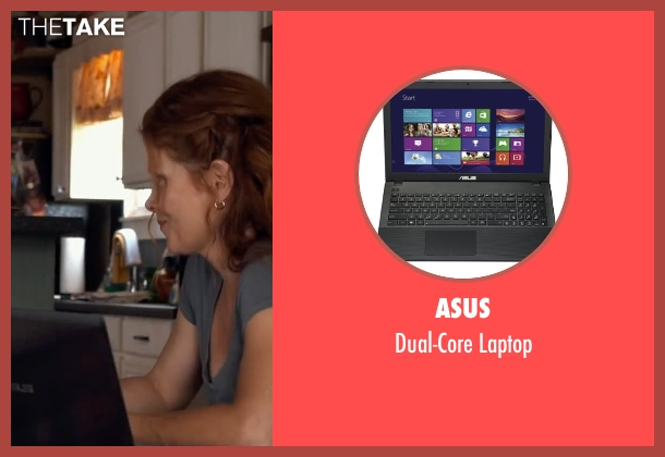 Asus laptop from The Longest Ride seen with Lolita Davidovich (Kate Collins)