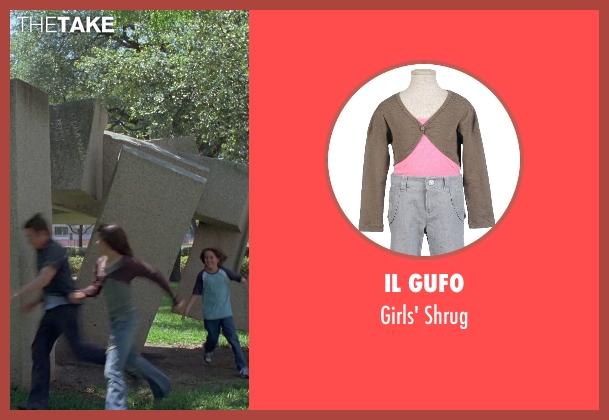Il Gufo shrug from Boyhood seen with Lorelei Linklater (Samantha)