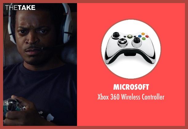 Microsoft controller from Ride Along seen with Lucius Baston (Ballsdeep 23)