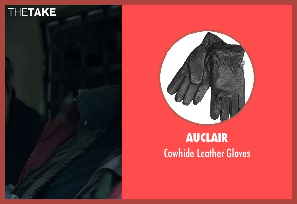 AUCLAIR black gloves from Dawn of the Planet of the Apes seen with Lucky Johnson (Rationer)