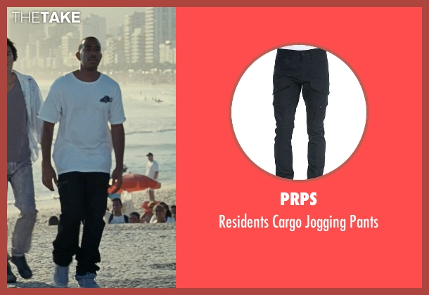 PRPS black pants from Fast Five seen with Ludacris (Tej Parker)