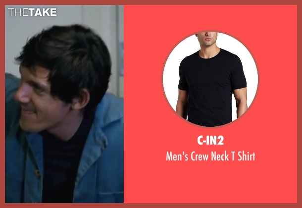 C-in2 black shirt from Contraband seen with Lukas Haas (Danny Raymer)