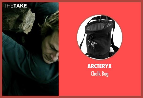 Arcteryx bag from Point Break seen with Luke Bracey (Johnny Utah)