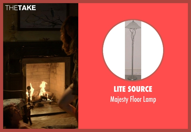 Lite Source lamp from The Best of Me seen with Luke Bracey (Younger Dawson)