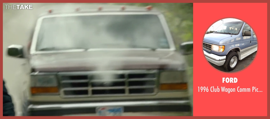 Ford pickup/van from Max seen with Luke Kleintank (Tyler)