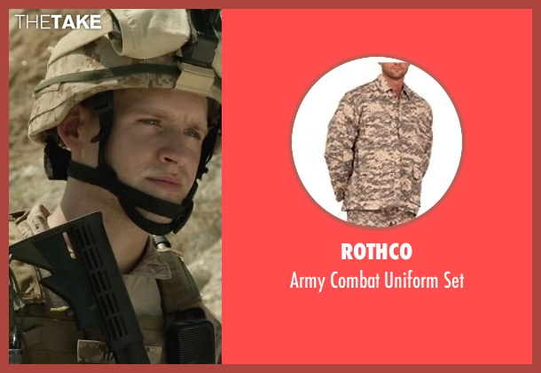 Rothco set from Max seen with Luke Kleintank (Tyler)