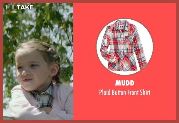 Mudd shirt from American Sniper seen with Madeleine McGraw (McKenna)