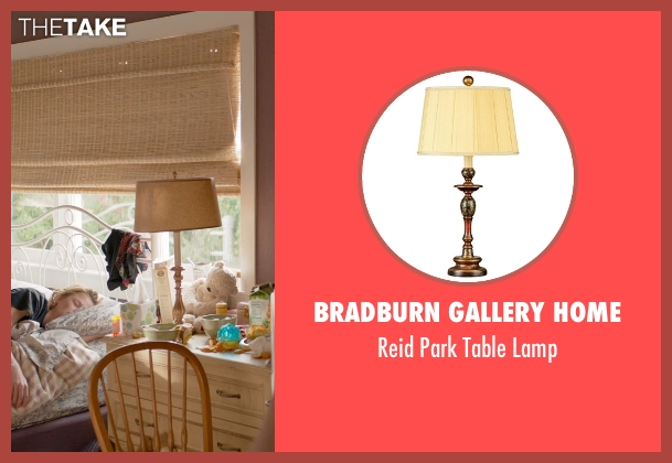 Bradburn Gallery Home lamp from Ricki and the Flash seen with Mamie Gummer (Julie)