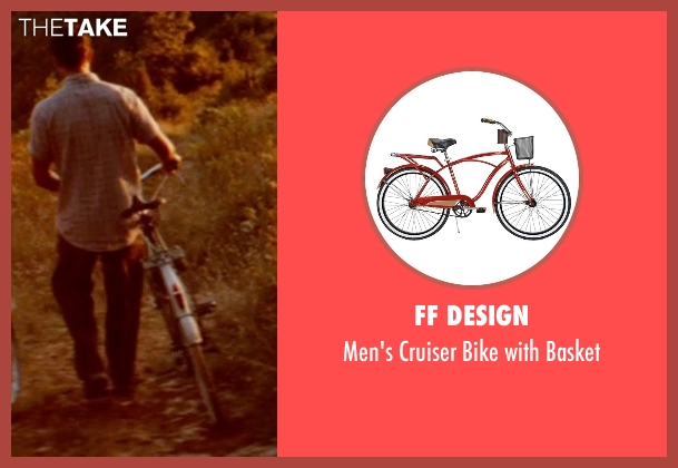 FF Design basket from The Hundred-Foot Journey seen with Manish Dayal (Hassan Haji)