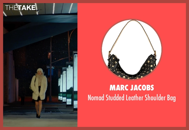 Marc Jacobs black bag from Focus seen with Margot Robbie (Jess Barrett)