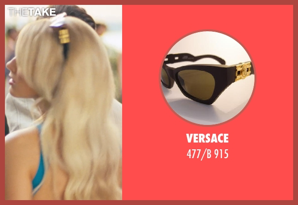 VERSACE 915 from The Wolf of Wall Street seen with Margot Robbie (Naomi Lapaglia)