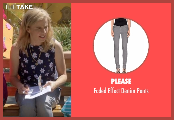 Please gray pants from Lady Dynamite seen with Maria Bamford