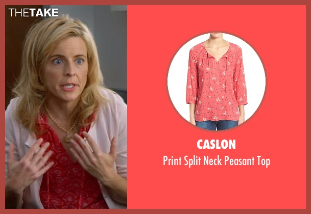 Caslon red top from Lady Dynamite seen with Maria Bamford