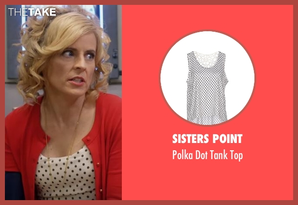 Sisters Point white top from Lady Dynamite seen with Maria Bamford