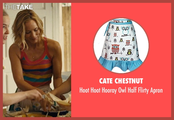Cate Chestnut apron from McFarland, USA seen with Maria Bello (Cheryl White)