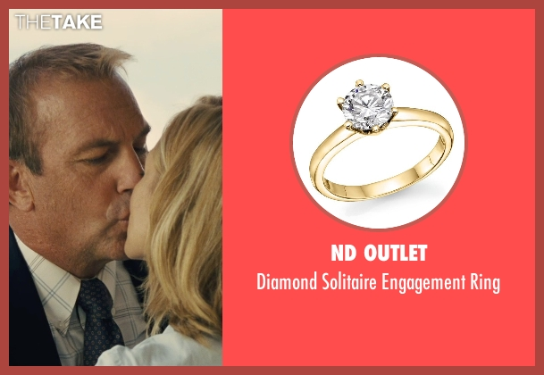 ND Outlet gold ring from McFarland, USA seen with Maria Bello (Cheryl White)