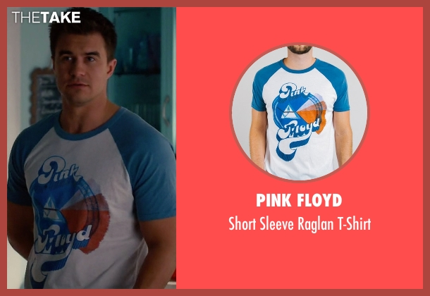 Pink Floyd white t-shirt from Mistresses seen with Mark (Rob Mayes)