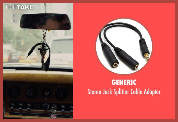 Generic adapter from Begin Again seen with Mark Ruffalo (Dan)