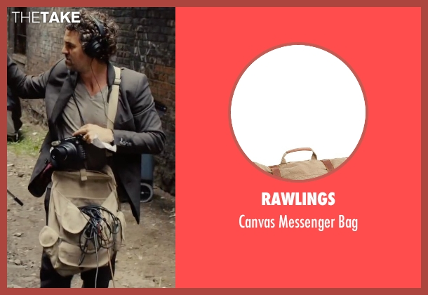 Rawlings beige bag from Begin Again seen with Mark Ruffalo (Dan)