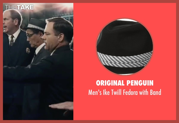 Original Penguin black band from Bridge of Spies seen with Mark Rylance (Rudolf Abel)