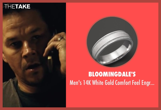 Bloomingdale's band from Contraband seen with Mark Wahlberg (Chris Farraday)