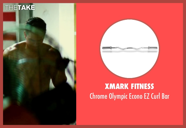 XMark Fitness bar from Pain & Gain seen with Mark Wahlberg (Daniel Lugo)