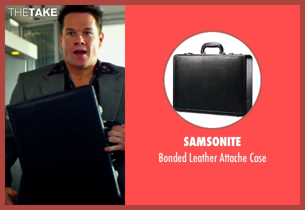 Samsonite black case from Pain & Gain seen with Mark Wahlberg (Daniel Lugo)