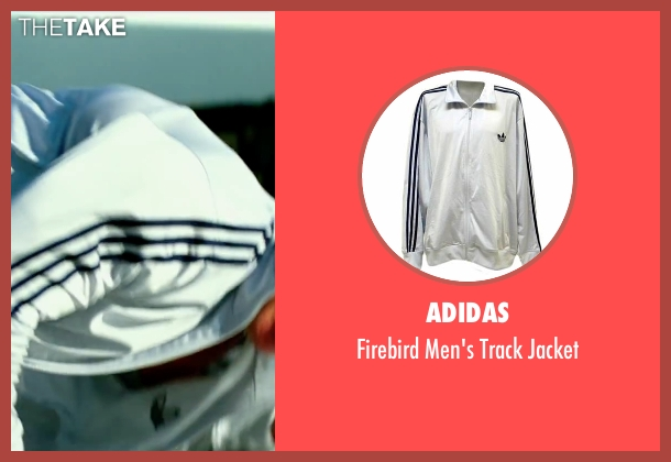 Adidas gray jacket from Pain & Gain seen with Mark Wahlberg (Daniel Lugo)